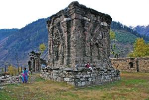 Ruins of the Sharada Peeth