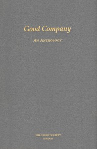 Good Company - cover