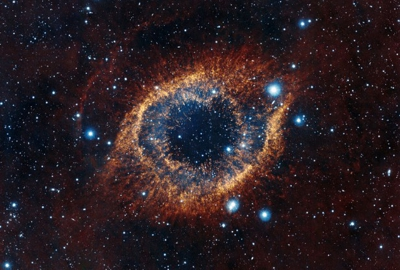 Helix Nebula I am the eye with which the Universe Beholds itself, and knows it is divine