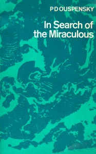 In Search of the Miraculous - cover