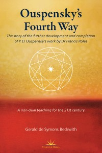 Book - Ouspensky's Fourth Way