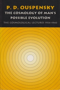 The Cosmology of Man's Possible Evolution - cover