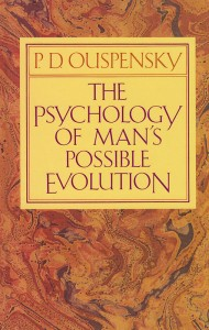 The Psychology of Man's Possible Evolution - cover